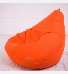 Жаккард оранжевый