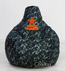 Камуфляж с печатью Армия России