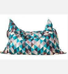 Кресло подушка Ромб
