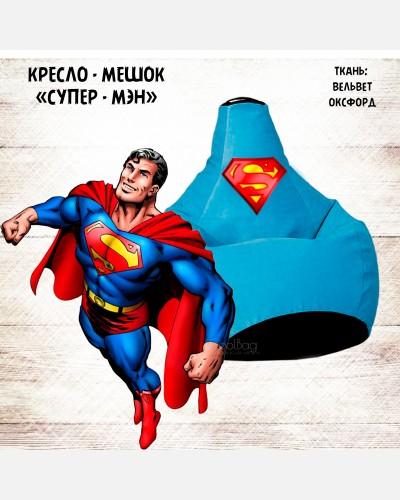 Груша Superman