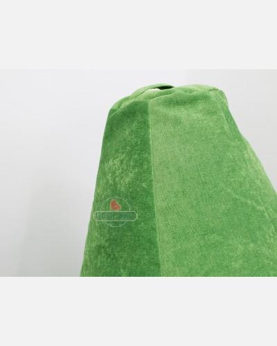 Вельвет Зелень
