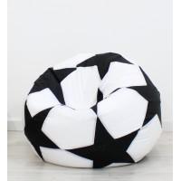 Звездный мяч Черно-белый
