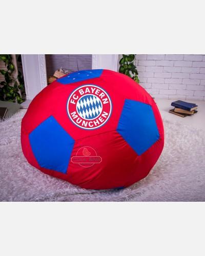 Кресло мяч с логотипом